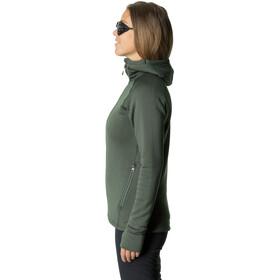 Houdini Power Air Houdi Fleece Jacket Women baremark green